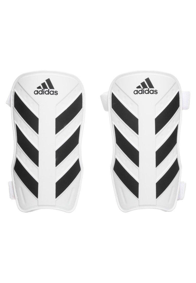 adidas Performance - EVERLITE - Shin pads - white/black
