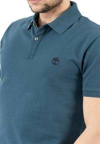 Timberland - Polo shirt - bleu - 3
