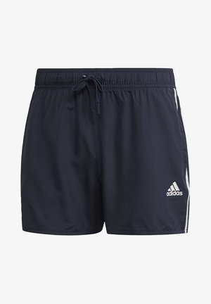 3-STRIPES CLX SWIM SHORTS - Swimming shorts - blue