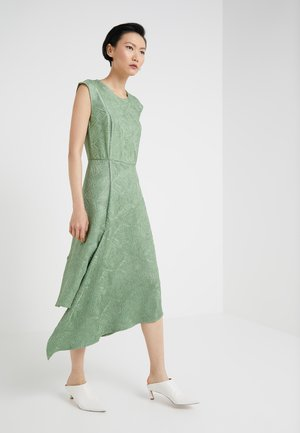 LETHIA - Day dress - turf green