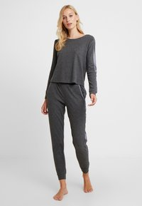 Anna Field - SET - Pijama - grey - 0
