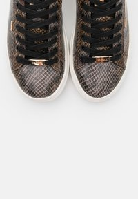 Mexx - CRISTA - Trainers - black/brown
