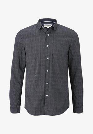 MIT ALLOVER-PRINT - Shirt - grey