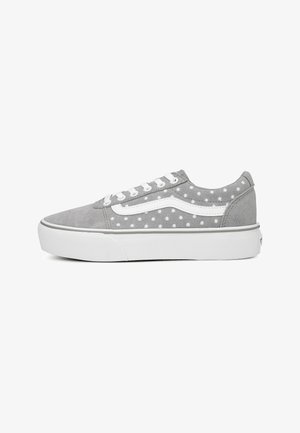 WARD - Skate shoes - grey