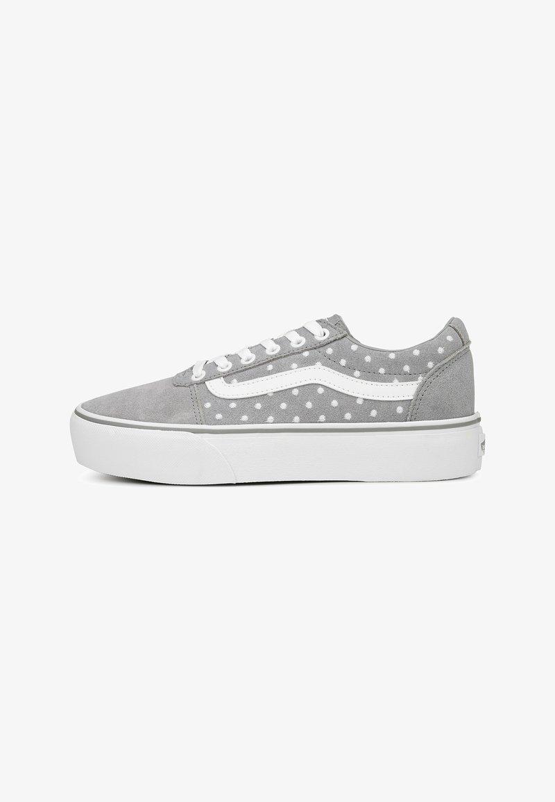 Vans - WARD - Skate shoes - grey