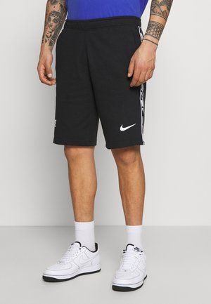 REPEAT  - Shorts - black/white