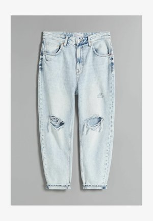 LOOSE FIT - Jeansy Relaxed Fit - light blue