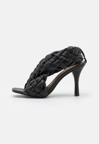 ARNY - Sandals - black