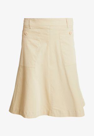 ALICE COLE SKIRT - Áčková sukně - safari
