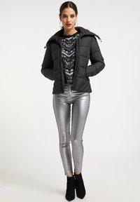 faina - Light jacket - schwarz - 1