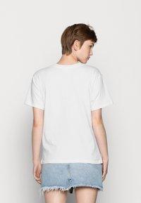 Even&Odd - Printtipaita - white - 2