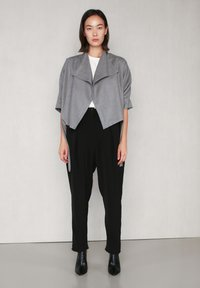 jeeij - BATWING  - Blazer - light grey - 3