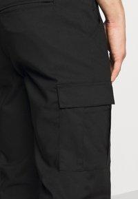 Blend - Pantaloni cargo - black - 4