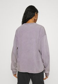 Carhartt WIP - MOSBY SCRIPT - Long sleeved top - provence - 2