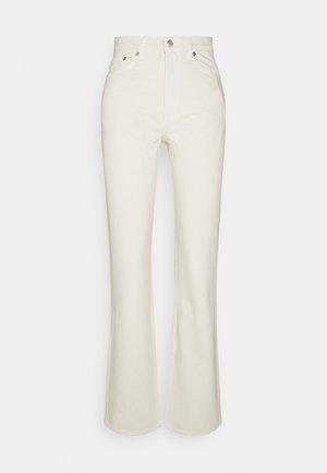 VOYAGE ECHO - Jeans straight leg - tinted ecru