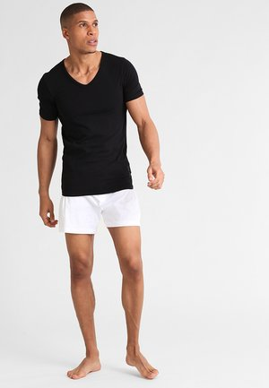 2 PACK - Undershirt - black