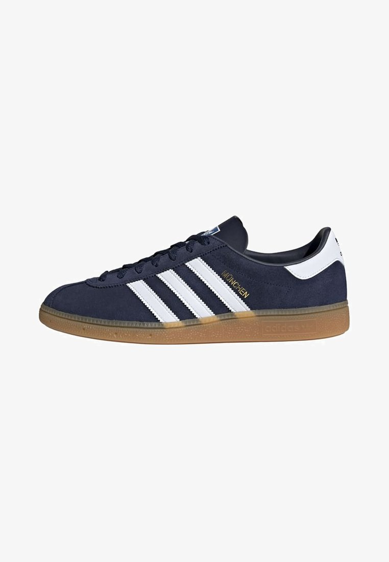 adidas Originals - MUNCHEN - Trainers - blue