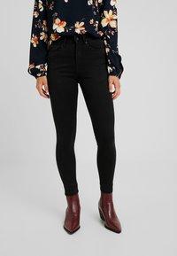 Vero Moda Petite - VMSOPHIA SOFT - Jeans Skinny Fit - black - 0