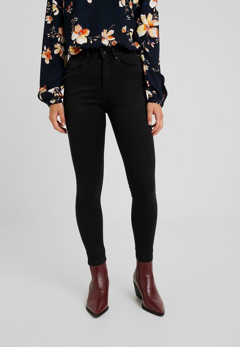 Vero Moda Petite - VMSOPHIA SOFT - Jeans Skinny Fit - black