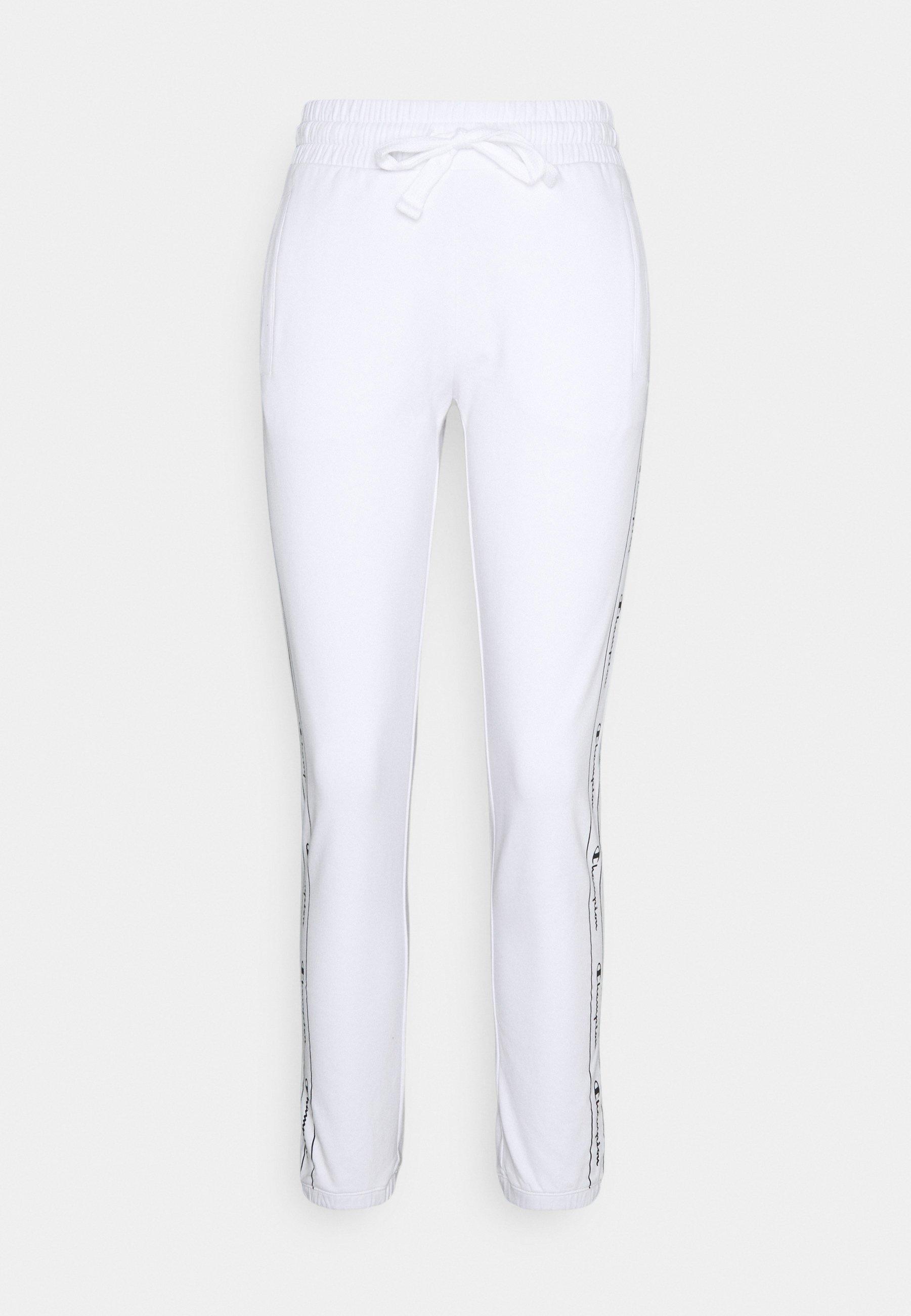 Donna ELASTIC CUFF TAPING PANTS - Pantaloni sportivi