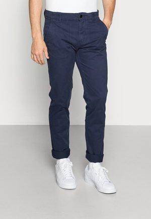 SCANTON PANT - Chino kalhoty - blue