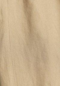 Esprit Collection - MIT BINDEGÜRTEL - Trousers - sand - 8
