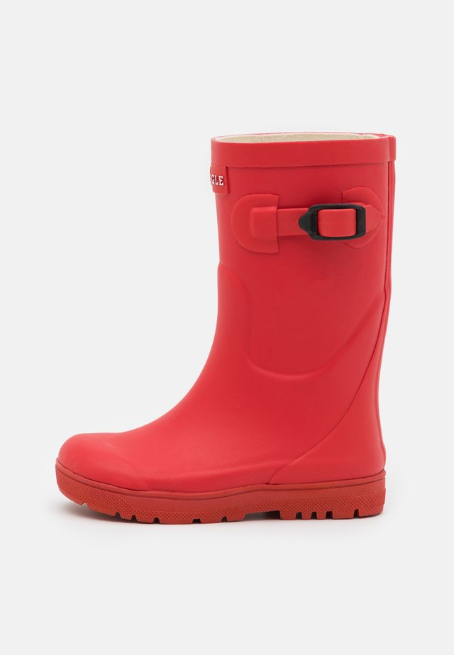 WOODYPOP UNISEX - Wellies - cerise