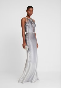 Luxuar Fashion - Společenské šaty - grau/silber - 1