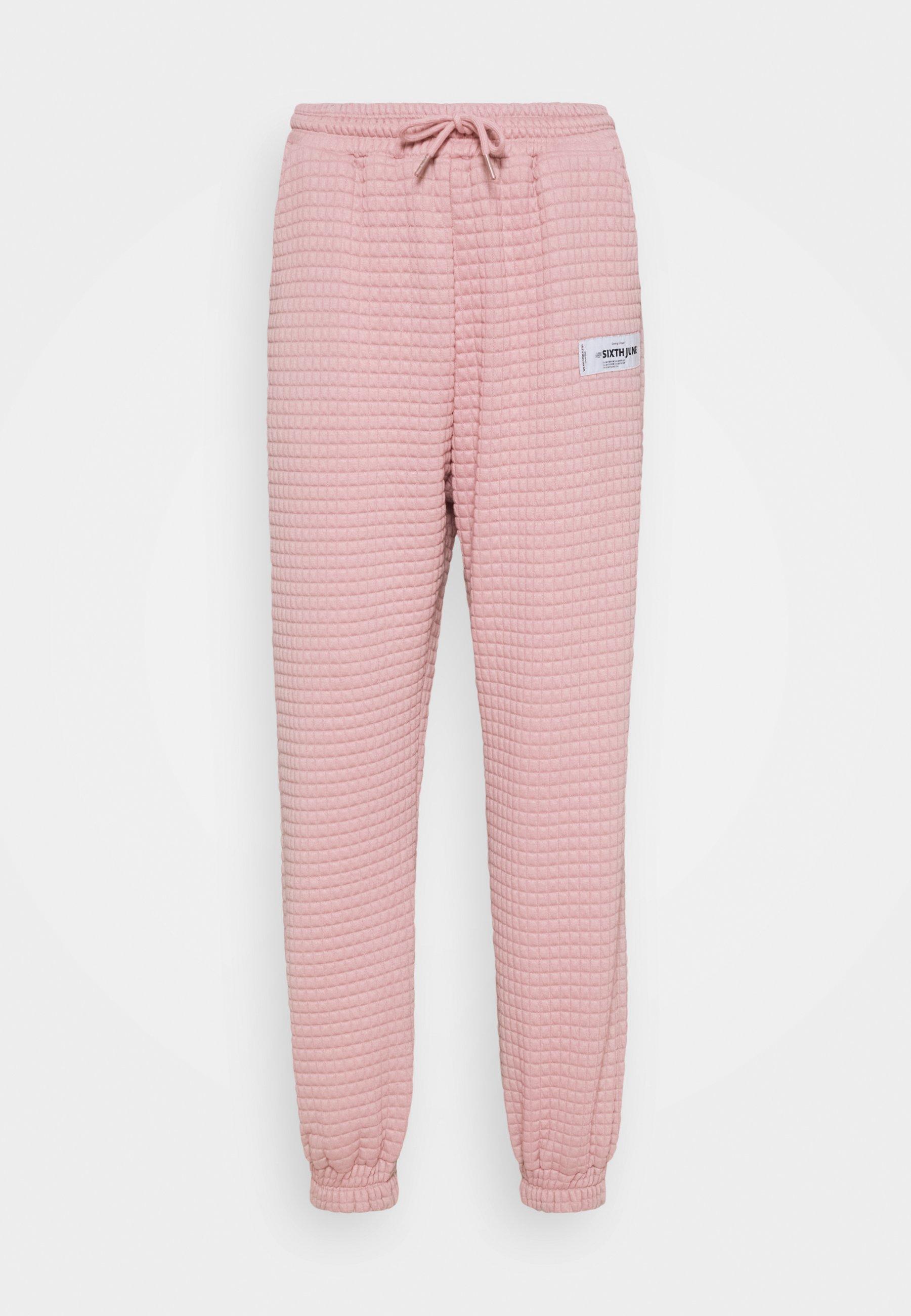 Femme WAFFLE PANT - Pantalon de survêtement