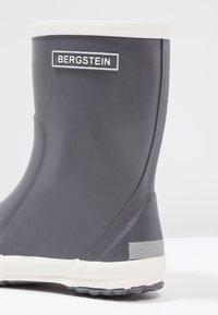 Bergstein - RAINBOOT - Botas de agua - dark grey - 5
