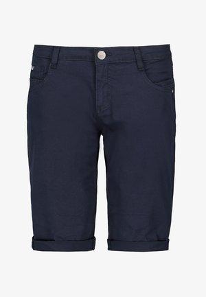 CHINO-BERMUDA - Denim shorts - dark-blue