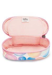 Kipling - DUOBOX BTS PRT AC - Pencil case - bubbly rose - 3