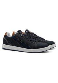 Carrera Footwear - UNDER MIX  - Trainers - deep blue-cuoio - 1