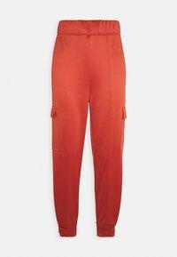 Nike Sportswear - W NSW SWSH - Trousers - firewood orange - 4