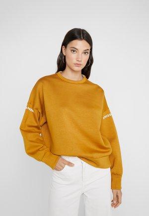 SIVA - Long sleeved top - yellow