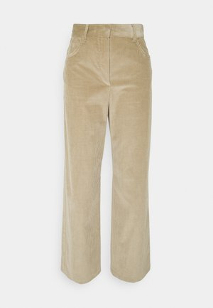 GHIGLIA - Pantalon classique - sand