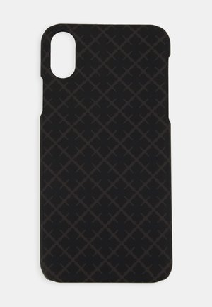 Phone case - dark chokolate