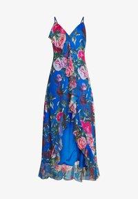 Maxi šaty - multi-coloured