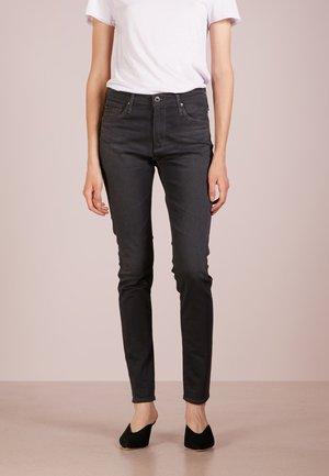 FARRAH SKINNY - Jeans Skinny Fit - grey denim
