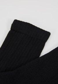 s.Oliver - CLASSIC SPORT 6 PACK - Socks - black - 2