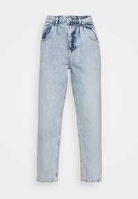 KENDALL + KYLIE - BALLOON PANTS - Jeansy Relaxed Fit - medium wash - 5