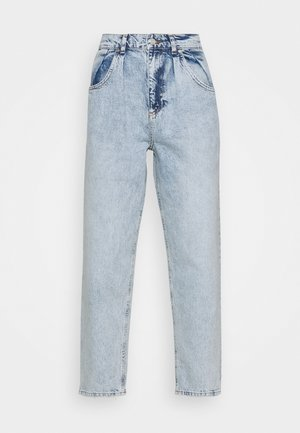 BALLOON PANTS - Relaxed fit jeans - medium wash