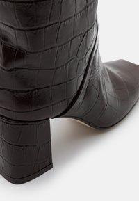 MIISTA - FINOLA  - Boots - brown - 4