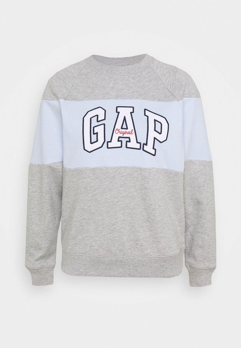 GAP - ORIGINAL CREW - Bluza - grey heather