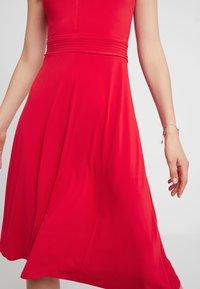 mint&berry - Jersey dress - goji berry - 4