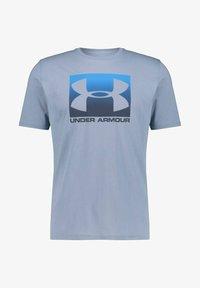 Under Armour - Print T-shirt - hellblau - 0