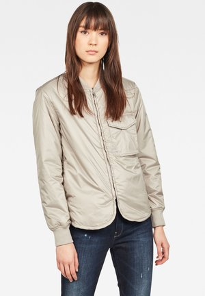 ROVIC LINER - Light jacket - grey
