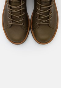 El Naturalista - VOLCANO - Lace-up ankle boots - olive - 5