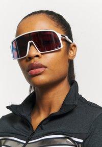 Oakley - SUTRO UNISEX - Sports glasses - polished white - 0