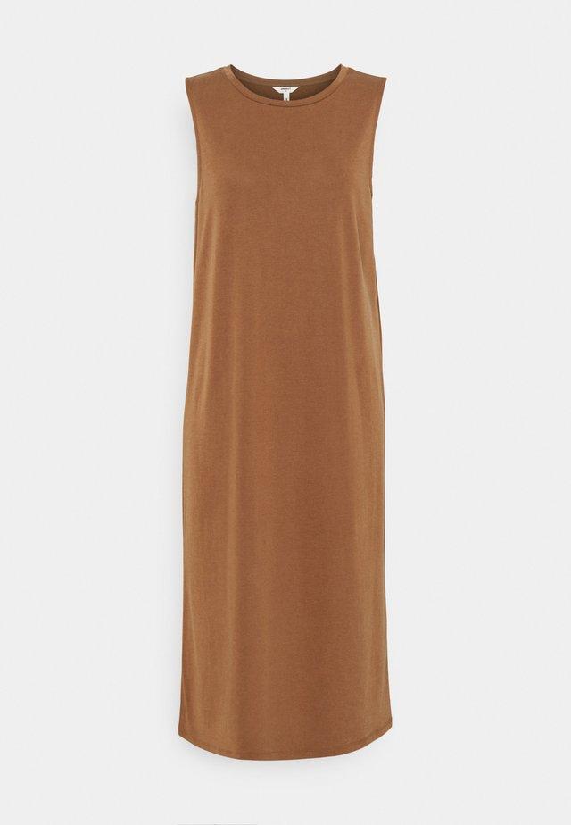 OBJANNIE DRESS - Jerseyjurk - partridge
